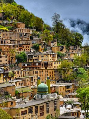 روستای طبقاتی ماسوله