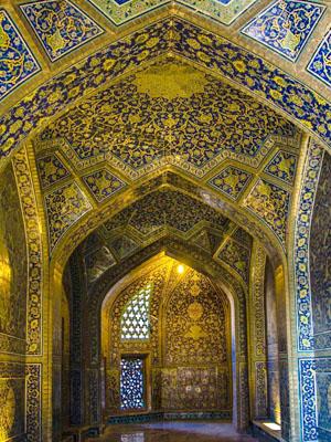 مسجد شیخ لطف اله اصفهان